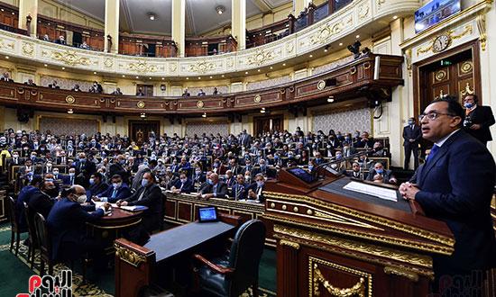 بيان الحكومة أمام مجلس النواب (18)