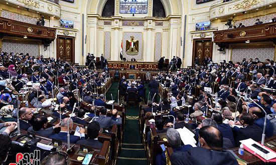 بيان الحكومة أمام مجلس النواب (23)