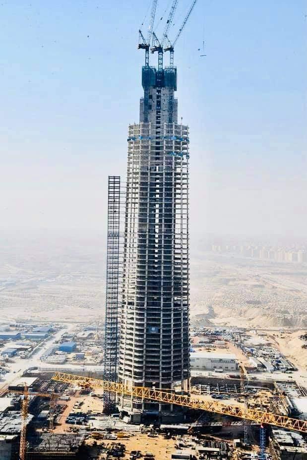 البرج الأيقونى