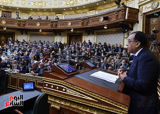 بيان الحكومة أمام مجلس النواب (15)