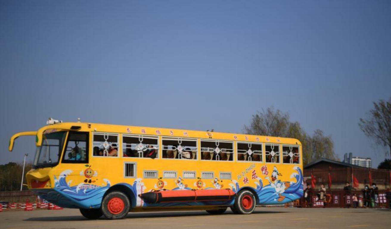 حافلة برمائية