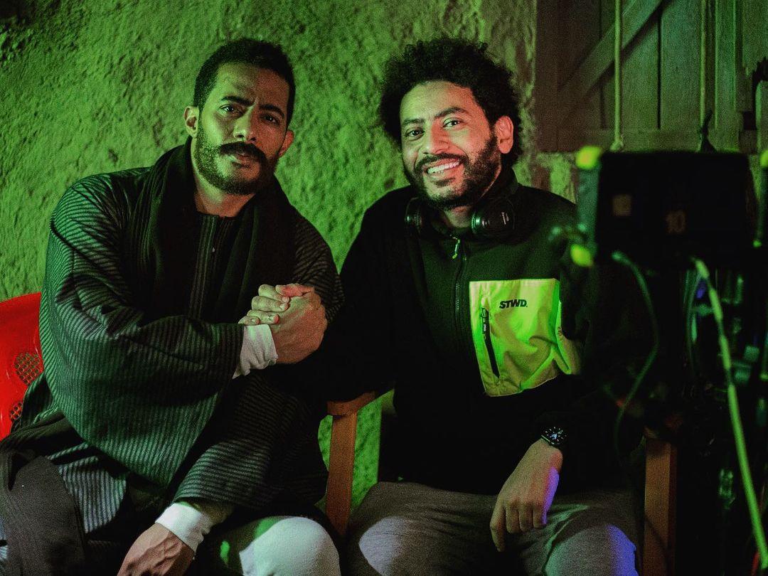 محمد سلامة ومحمد رمضان