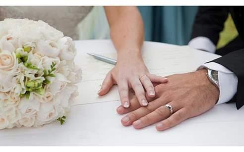 العقد فى زواج التجربة