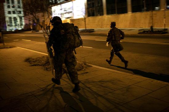 جنود الحرس الوطني