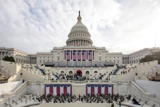 استعدادات الكونجرس لتنصيب بايدن (10)