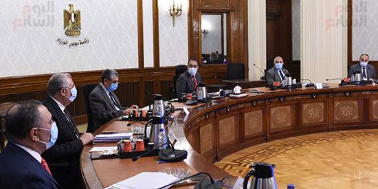 اجتماع مشروعات شركة  تنمية الريف المصري الجديد (2)