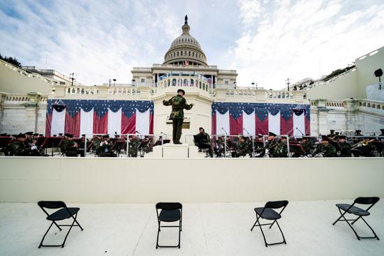 استعدادات الكونجرس لتنصيب بايدن (5)