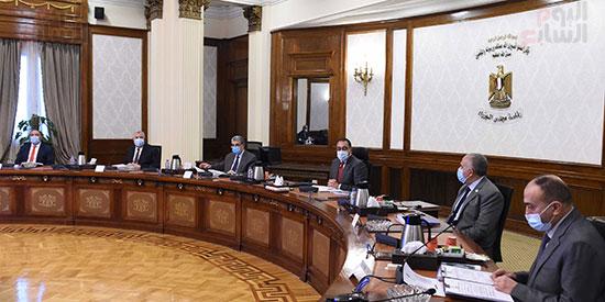 اجتماع مشروعات شركة  تنمية الريف المصري الجديد (3)