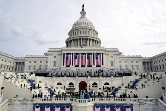 استعدادات الكونجرس لتنصيب بايدن (3)