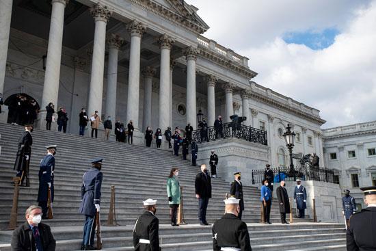 استعدادات الكونجرس لتنصيب بايدن (20)