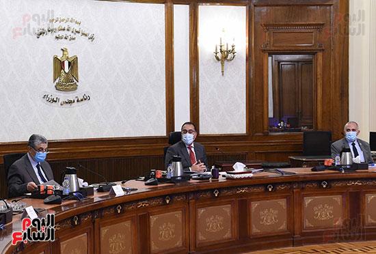 اجتماع مشروعات شركة  تنمية الريف المصري الجديد (4)