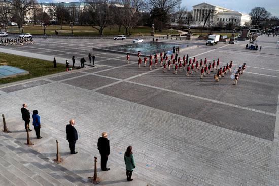 استعدادات الكونجرس لتنصيب بايدن (2)