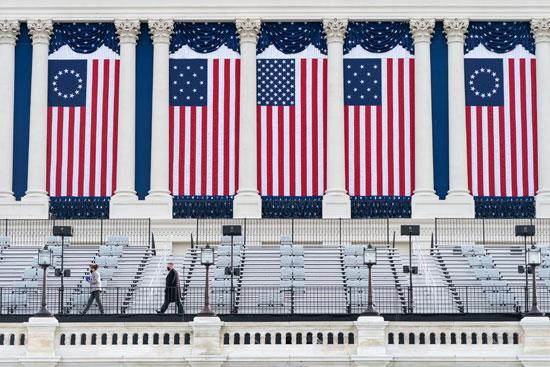 استعدادات الكونجرس لتنصيب بايدن (11)