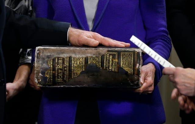 إنجيل بايدن