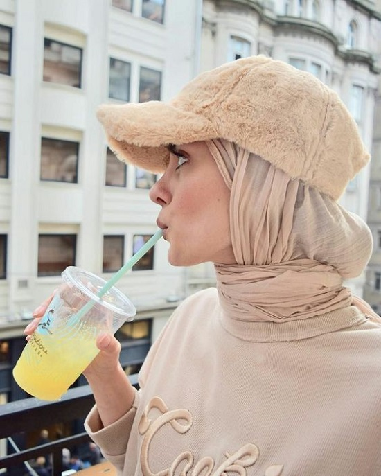 أزياء محجبات كاجوال بالشابوه الرياضي (2)