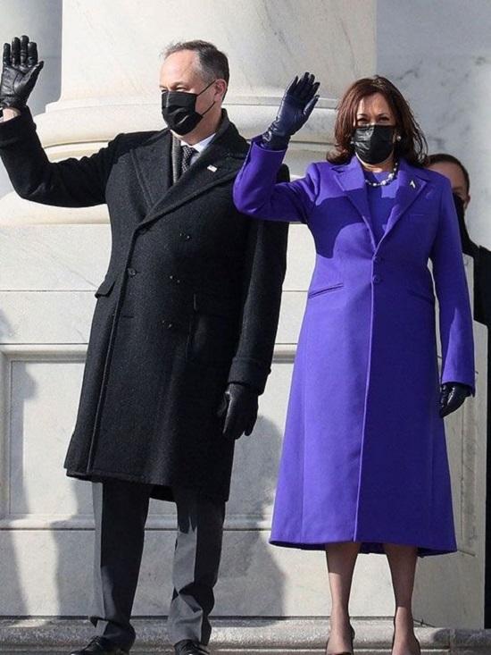 كامالا هاريس أول امرأة نائبة لرئيس