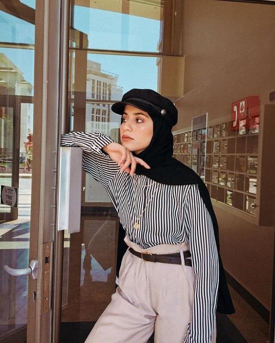أزياء محجبات كاجوال بالشابوه الرياضي (1)
