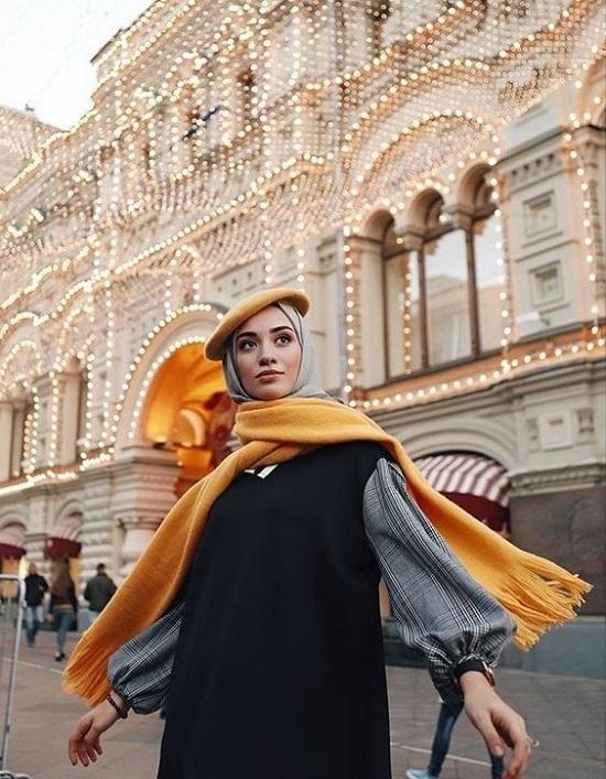 أزياء محجبات كاجوال بالشابوه (3)