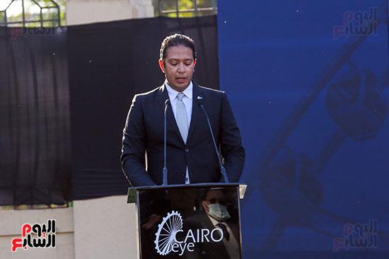 تدشين مشروع عين القاهرة (12)