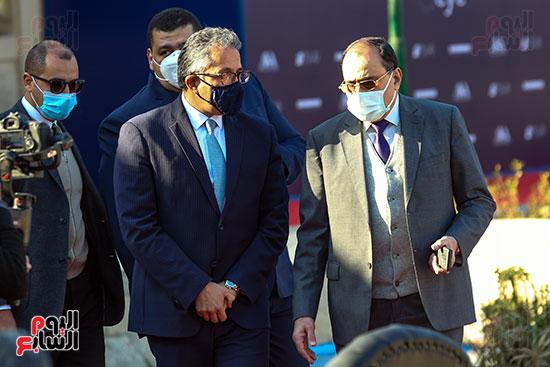 تدشين مشروع عين القاهرة (6)
