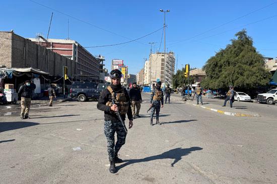 قوات الأمن العراقية (2)