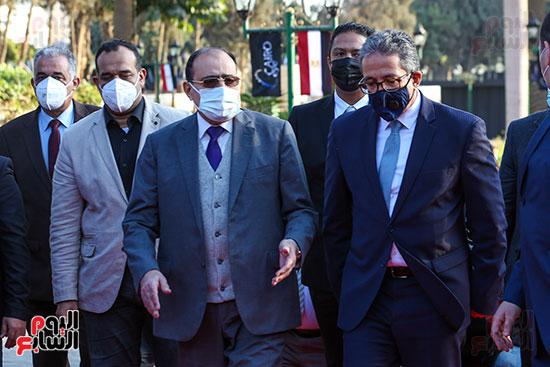 تدشين مشروع عين القاهرة (3)