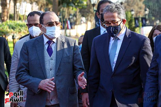تدشين مشروع عين القاهرة (4)