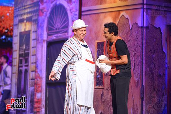 مسرحية سيد درويش (2)