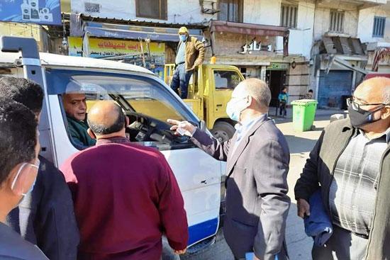 حملات بشوارع بورسعيد (1)