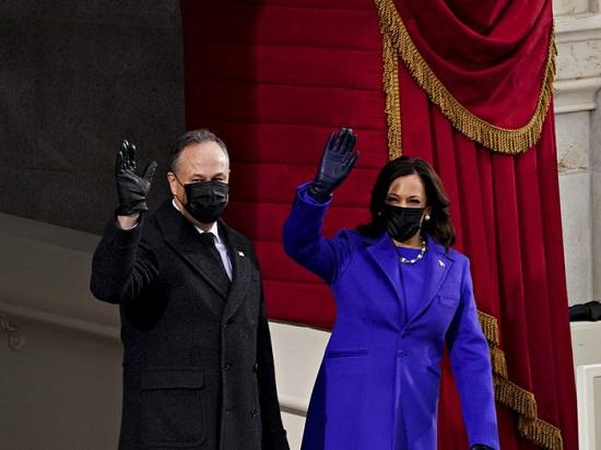نائبة الرئيس كامالا هاريس