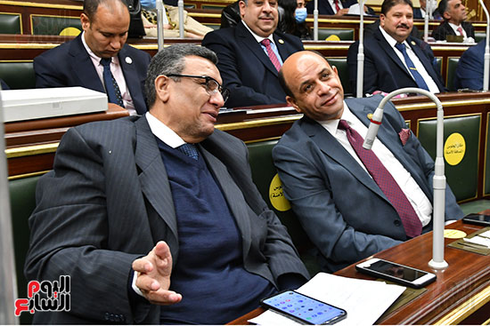 النائب مصطفى سالم