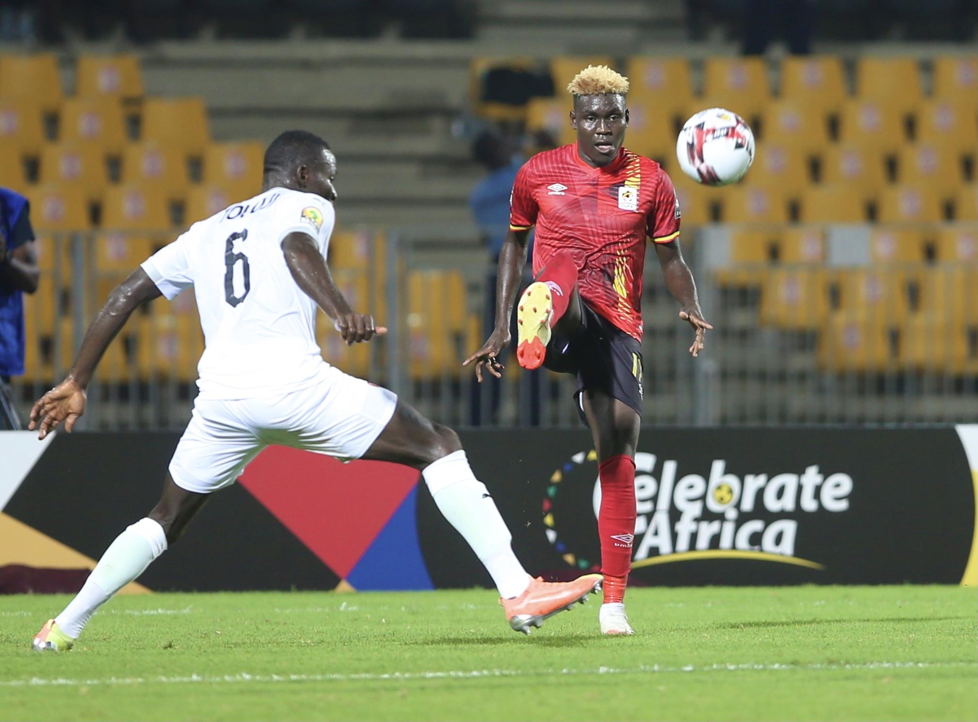 مباراة توجو أنجولا في أمم أفريقيا للمحليين