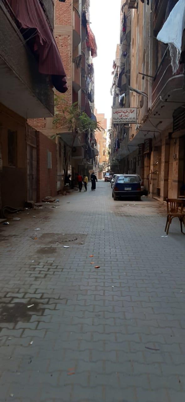 الشارع الذي يقيم به المتهم