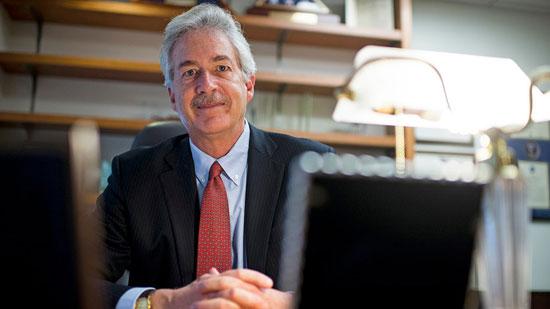 وليام بيرينز - مدير وكالة الاستخبارات المركزية