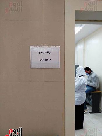 مستشفى أبو خليفة فى الإسماعيلية (1)
