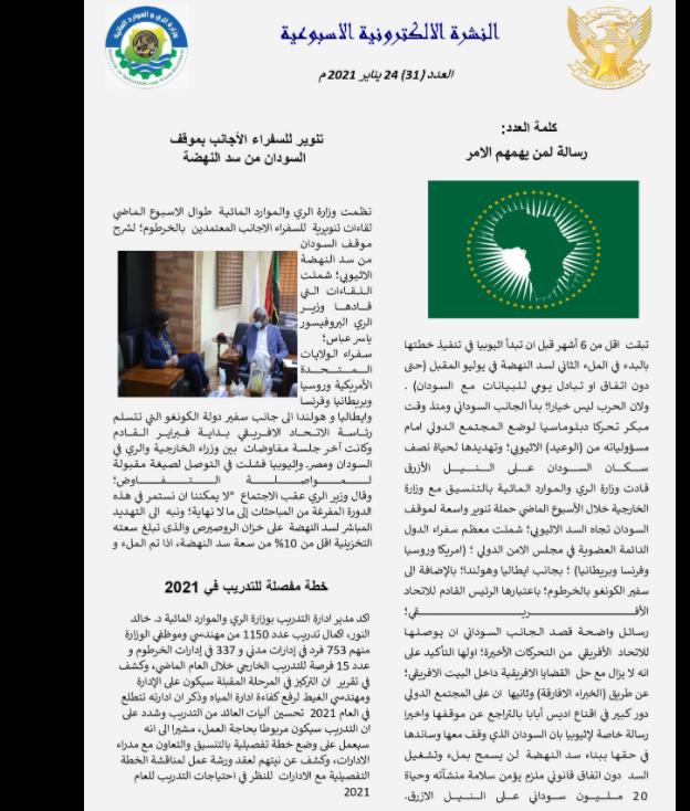 الرى السودانية