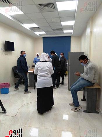 مستشفى أبو خليفة فى الإسماعيلية (3)