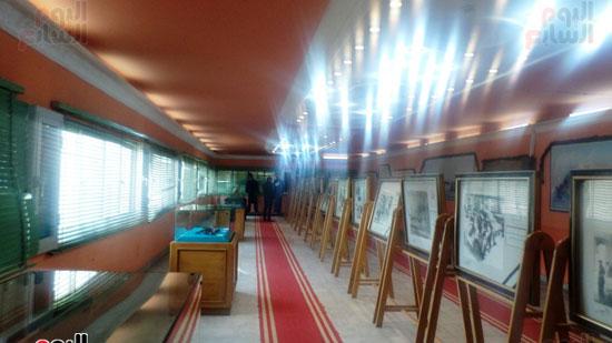 لوحات توثق معركة الشرطة داخل متحف الشرطة بالاسماعيلية (23)