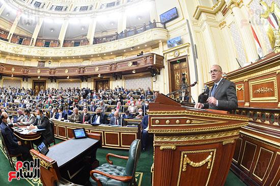 محمد عبد العاطى بمجلس النواب