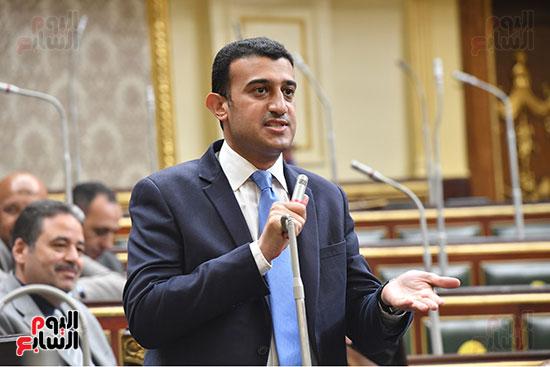 الجلسة العامة بمجلس النواب (14)