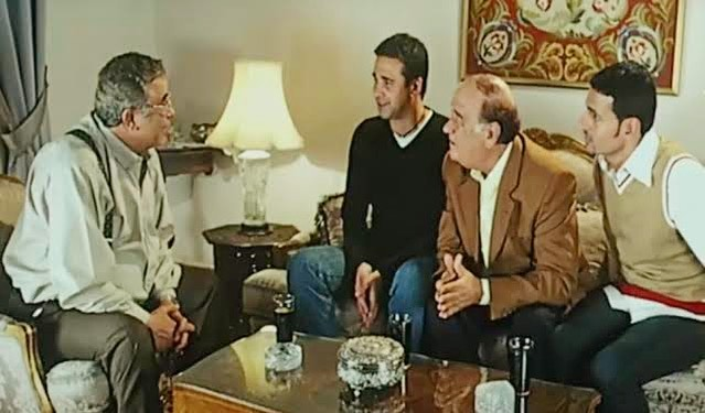 مشهد فيلم الباشا تلميذ