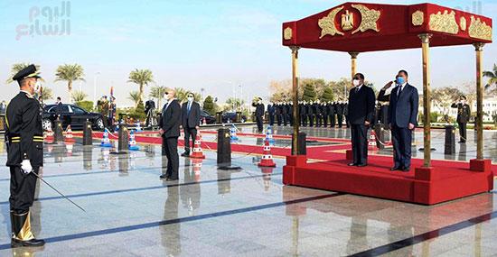 كلمة الرئيس السيسى فى الاحتفال بعيد الشرطة (2)