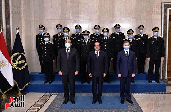 كلمة الرئيس السيسى فى الاحتفال بعيد الشرطة (4)