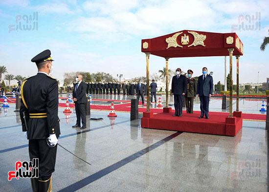 كلمة الرئيس السيسى فى الاحتفال بعيد الشرطة (16)