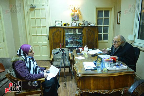 حوار الدكتور يحي الرخاوى (8)