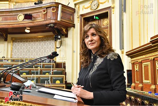 الجلسة العامة بمجلس النواب (13)