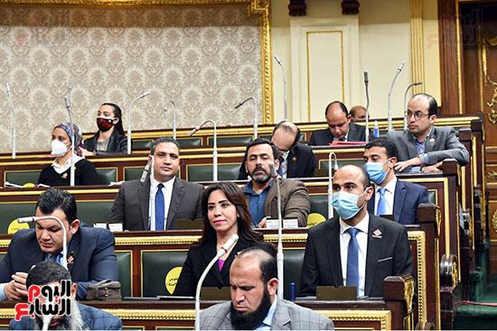 الجلسة العامة بمجلس النواب (1)