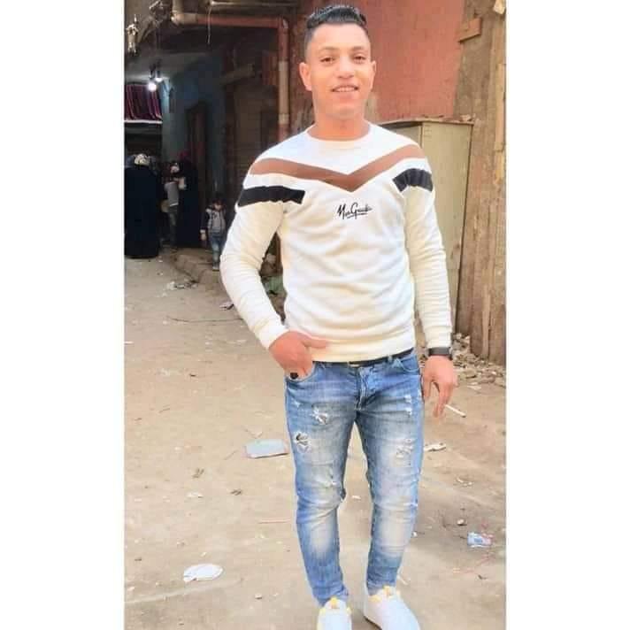 الشاب محمد مجدى