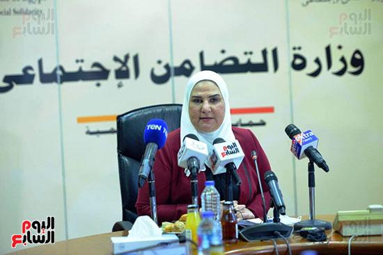 مؤتمر وزارة التضامن والسياحة (23)