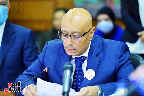 مؤتمر وزارة التضامن والسياحة (24)